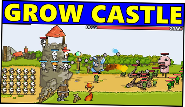 Grow Castle TD android