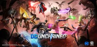 dc unchained movile game